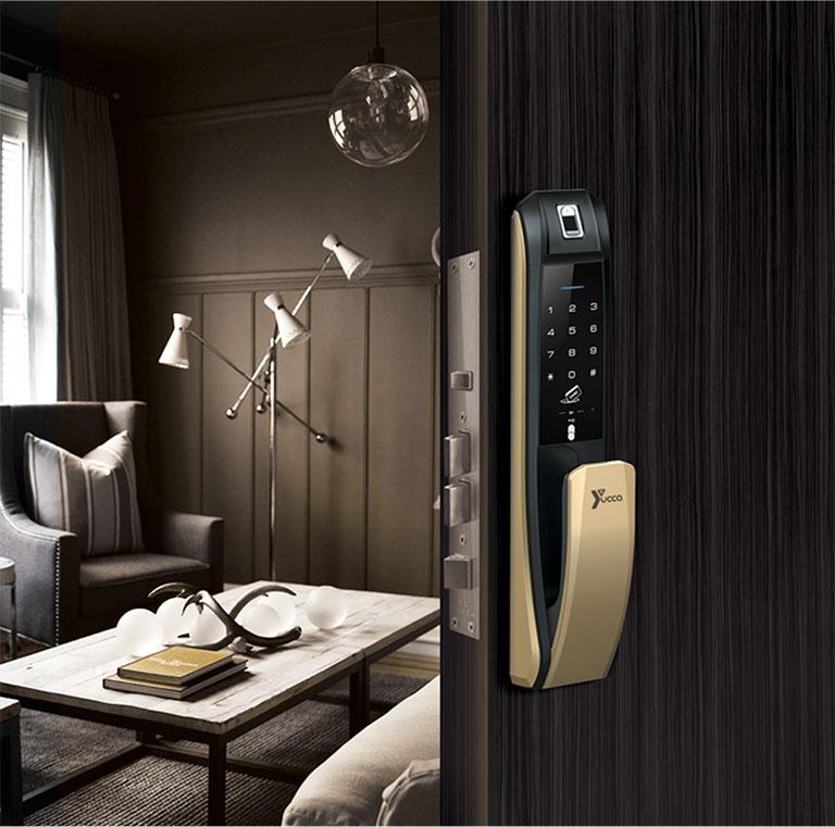 قفل الکترونیکی هتلی