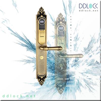 قفل دیجیتالی لوکس royal - قفل هوشمند ddlock
