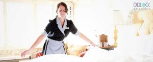 واژگان تخصصی هتل داری - قفل هوشمند ، قفل هتلی