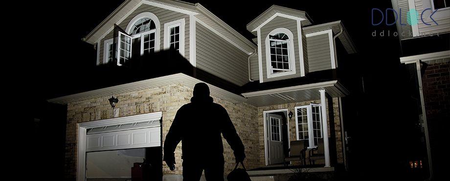 ایمن نگه داشتن خانه در برابر سارقین - قفل دیجیتال