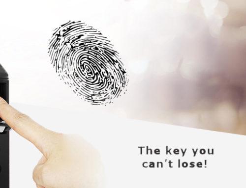 قفل اثر انگشت چگونه کار می کند؟