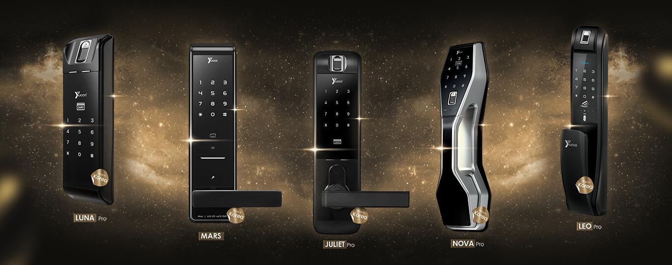 با انواع قفل هوشمند آشنا شوید