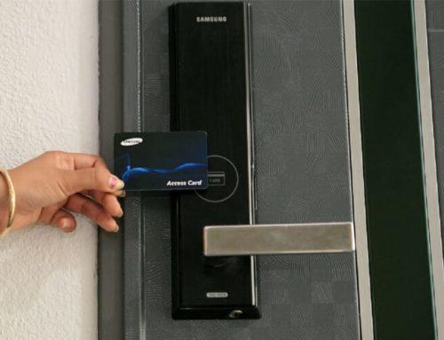 آنچه درباره ی قفل های هتلی و قفل های کارتی باید بدانید