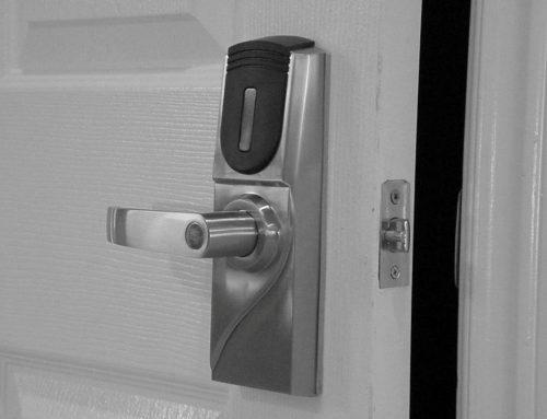 دلایل محبوبیت قفل کارتی در مناطق صنعتی و اداری