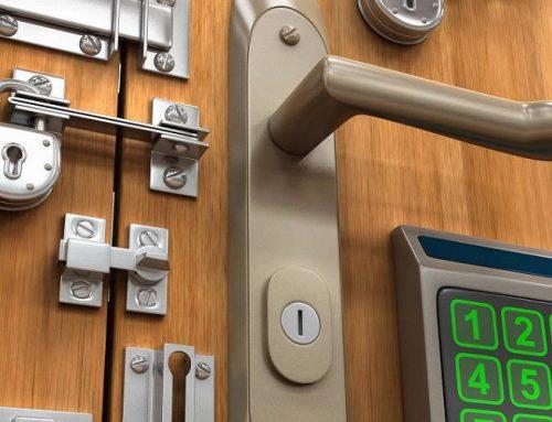افزایش سهولت رفت و آمد با استفاده از قفل دیجیتال