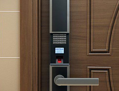 افزایش امنیت اتاق کار با استفاده از قفل کارتی