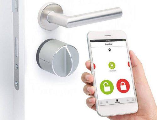 میزان تاثیر قفل های دیجیتالی در بالابردن امنیت ساختمان ها