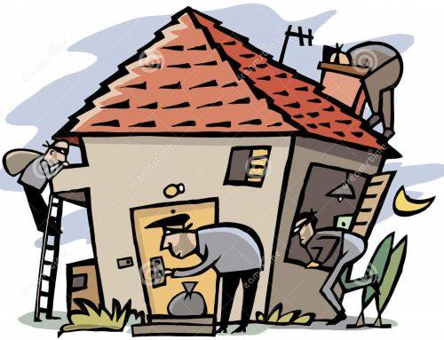 روش هایی برای بررسی امنیت خانه