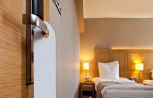 بهبود امنیت هتل ها