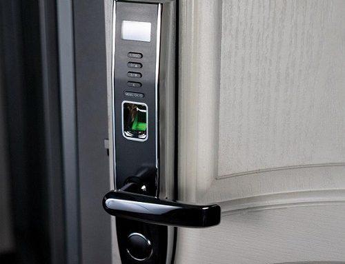 سیستم امنیت خروج قفل الکترونیکی