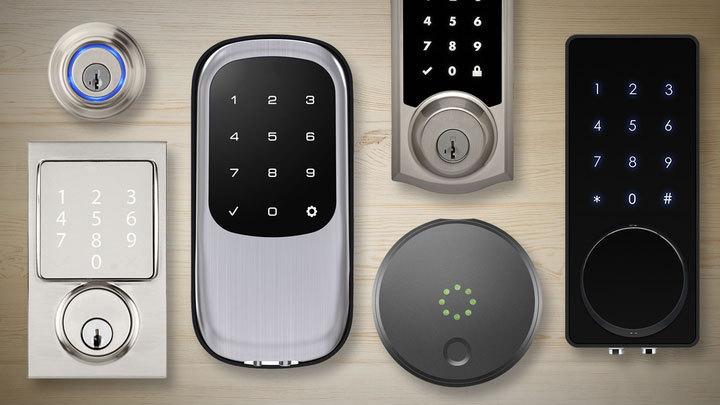 قفل های الکترونیکی با قابلیت شناسایی کارت و رمز دیجیتالی
