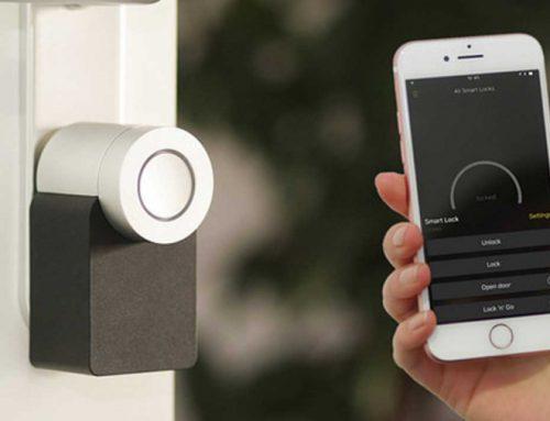 آینده قفل های دیجیتالی با قفل های بیومتریک