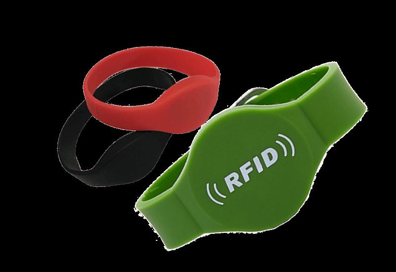 دستبند سیلیکومی rfid