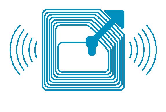 امواج رادیویی rfid