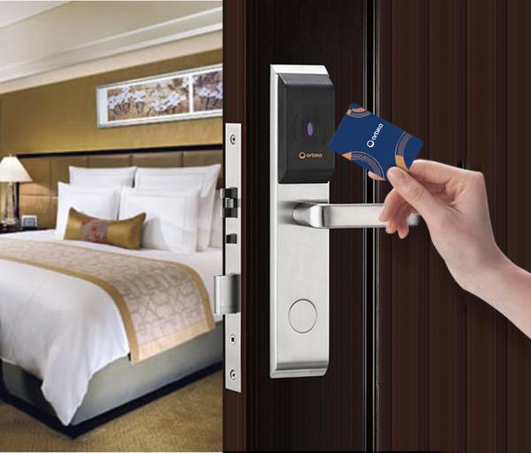 قفل های هوشمند کارتی