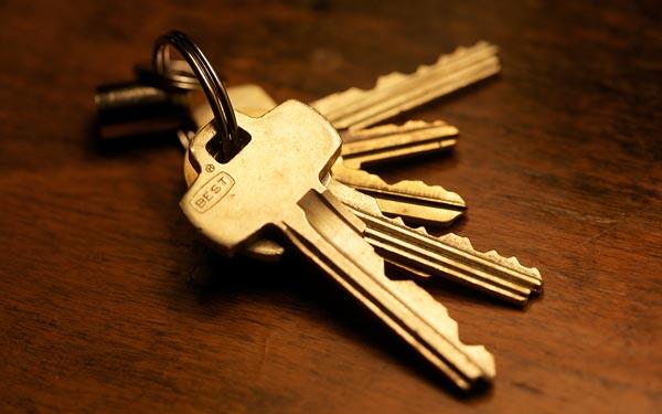 انواع کلید
