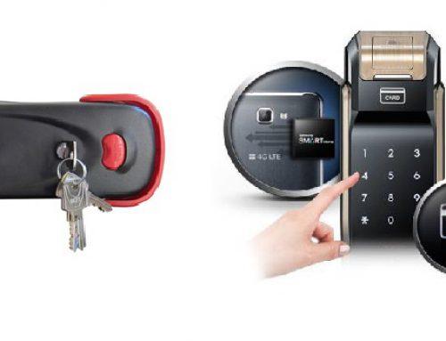 مقایسه قفل الکترونیکی با قفل معمولی