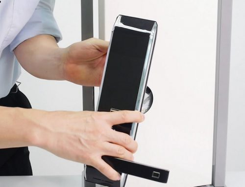 آموزش نصب قفل الکترونیکی به چه صورت است؟