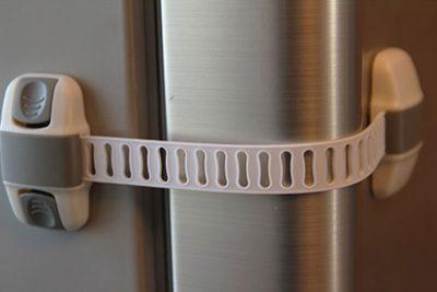 قفل کودک درب یخچال