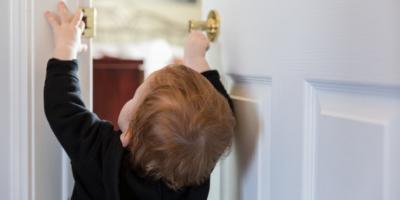 قفل کودک ورودی استخر