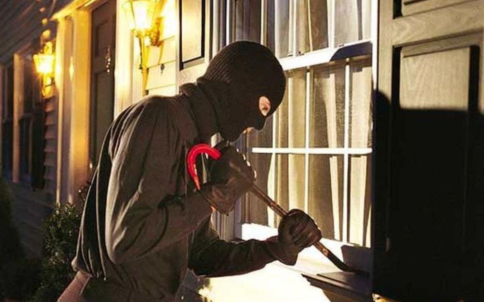 جلوگیری از سرقت خانه