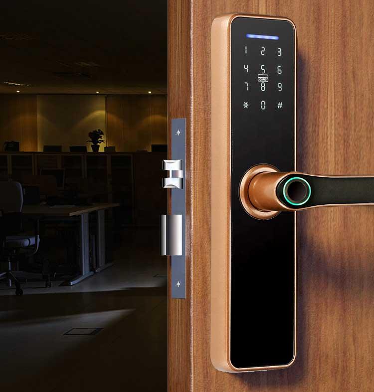 قفل دیجیتال، نسل بعدی قفل های درب