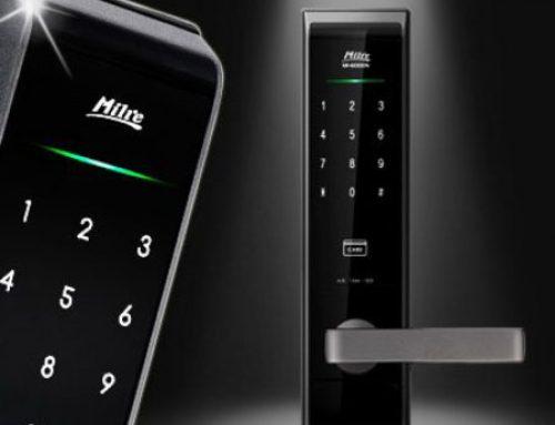 از قفل ها و کلیدهای درب منزلتان خسته شدهاید؟